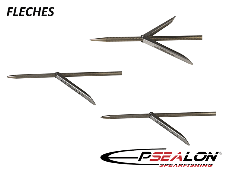 Flèches Epsealon Spearfishing