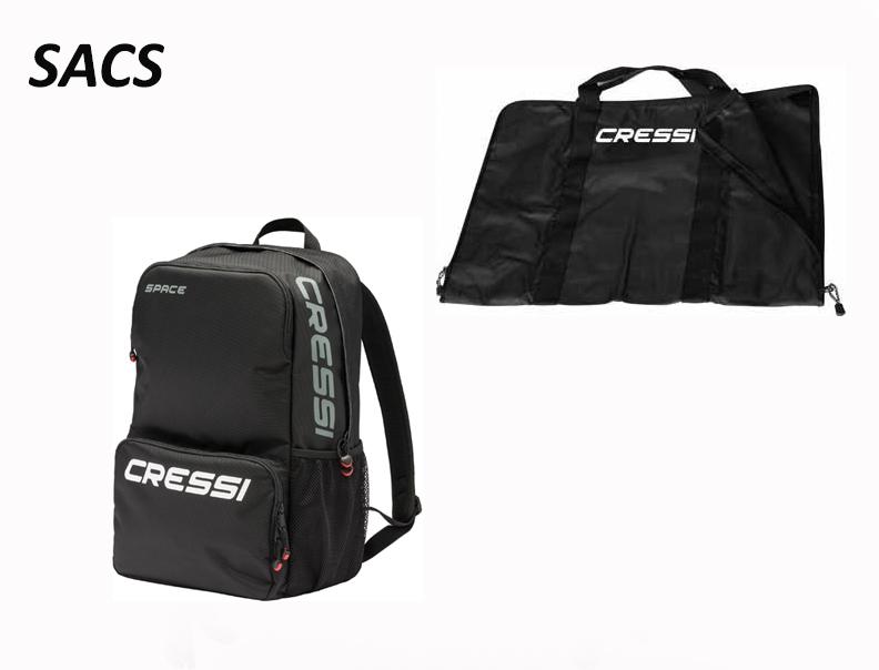 Nouveaux sacs de plongée Cressi