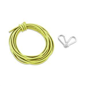 corde élastique de swimrun permettant de relier les deux athlètes équipiers