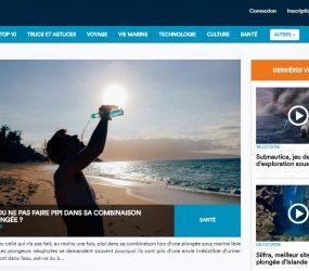 Les 5 blogs incontournables pour un plongeur