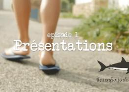 Web série : Les enfants de l'Océan, épisode 1