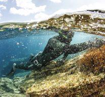 Vu à SCUBALAND : Arbalète de chasse sous-marine CUSTOM