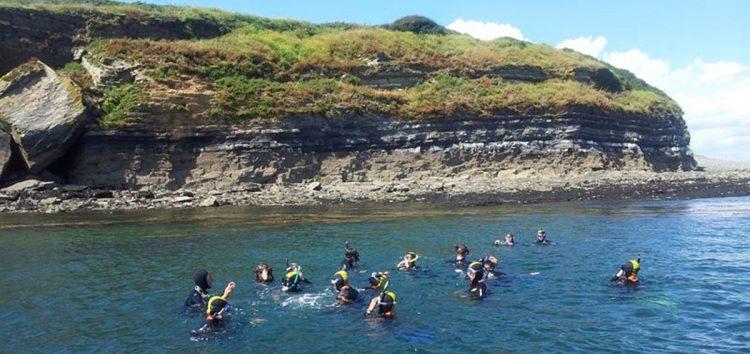Où faire du snorkeling en Bretagne ?