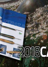 Sporasub : Les nouveautés au catalogue 2018 !