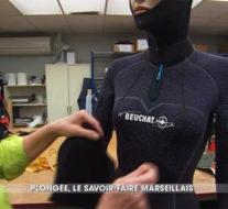 [VIDEO] Beuchat ou le savoir-faire marseillais dans la plongée