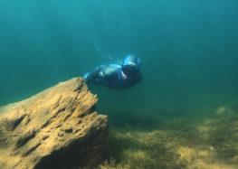 [WEB-SÉRIE «LÀ EAU»] Épisode 1 : immersion dans le lac du Lou !