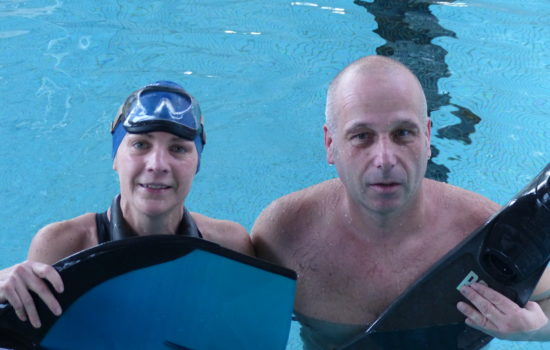[APNÉE D'ENDURANCE] 1er record de l'heure mixte en bassin de 50 m !