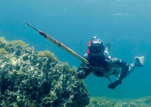 Chasse à l'indienne | Technique de chasse sous-marine | Le Petit Plongeur